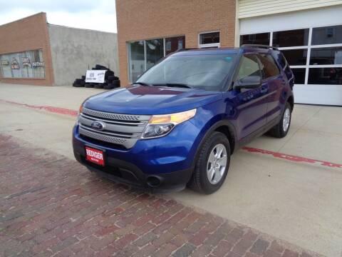 2014 Ford Explorer for sale at Rediger Automotive in Milford NE