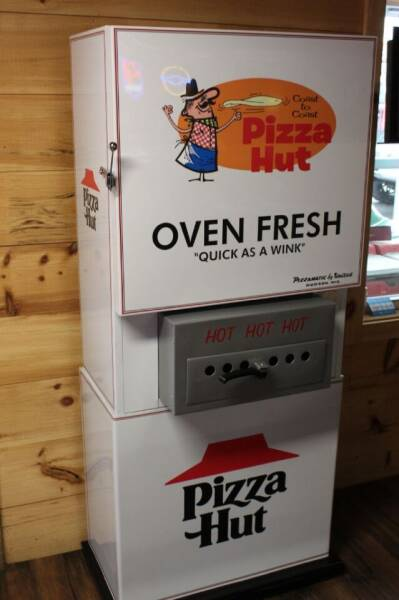UNITED PIZZAMATIC for sale at Belmont Classic Cars - COOL STUFF in Belmont OH