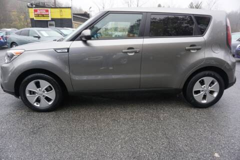 2016 Kia Soul for sale at Bloom Auto in Ledgewood NJ