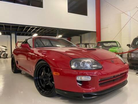 1994 Toyota Supra for sale at Celebrity Motors in Newark NJ