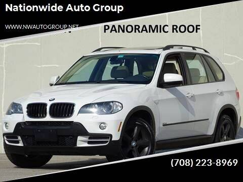 2007 BMW X5 for sale at Nationwide Auto Group in Melrose Park IL
