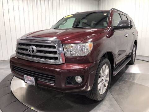 2010 Toyota Sequoia for sale at HILAND TOYOTA in Moline IL