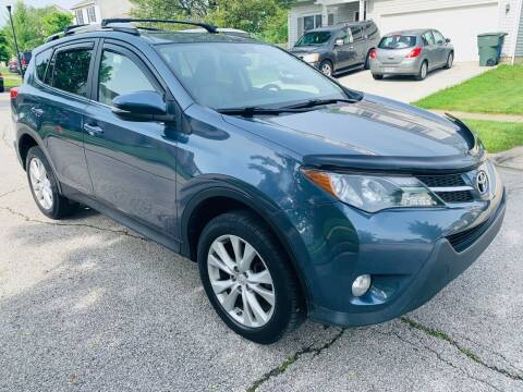 2013 Toyota RAV4 for sale at Via Roma Auto Sales in Columbus OH