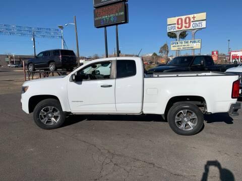 2015 Chevrolet Colorado for sale at Five Stars Auto Sales in Denver CO