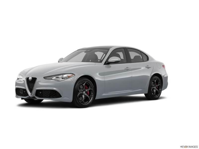 2019 Alfa Romeo Giulia for sale at Bourne's Auto Center in Daytona Beach FL