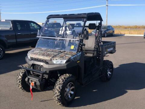 2021 Massimo BUCK 450 for sale at Snyder Motors Inc in Bozeman MT