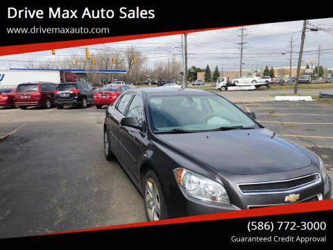 2012 Chevrolet Malibu for sale at Drive Max Auto Sales in Warren MI
