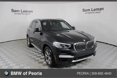 2021 BMW X3 for sale at BMW of Peoria in Peoria IL