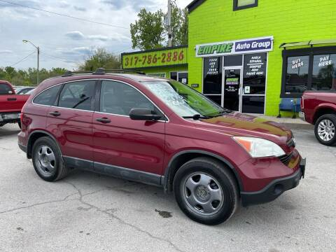 2009 Honda CR-V for sale at Empire Auto Group in Indianapolis IN