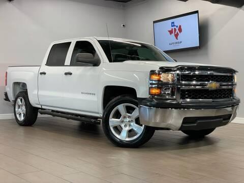 2014 Chevrolet Silverado 1500 for sale at TX Auto Group in Houston TX