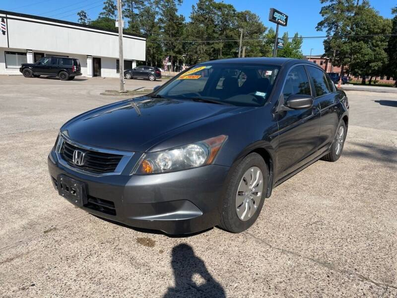 2010 Honda Accord for sale at AUTO WOODLANDS in Magnolia TX