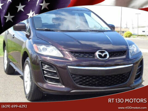 2011 Mazda CX-7 for sale at RT 130 Motors in Burlington NJ