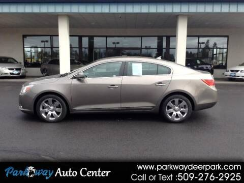 2010 Buick LaCrosse for sale at PARKWAY AUTO CENTER AND RV in Deer Park WA