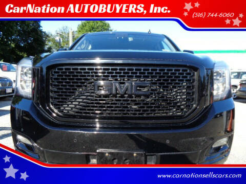 2015 GMC Yukon for sale at CarNation AUTOBUYERS, Inc. in Rockville Centre NY