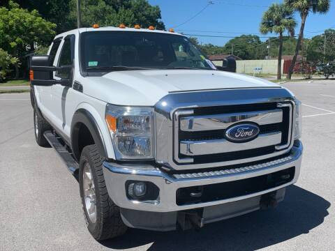 2011 Ford F-350 Super Duty for sale at Consumer Auto Credit in Tampa FL