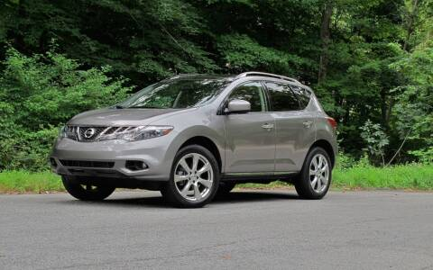 2012 Nissan Murano for sale at LAKE CITY AUTO SALES in Forest Park GA