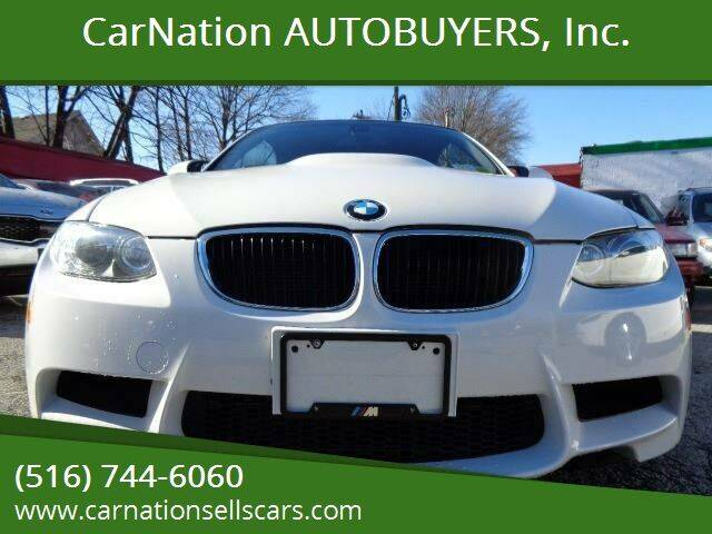 2011 BMW M3 for sale at CarNation AUTOBUYERS, Inc. in Rockville Centre NY