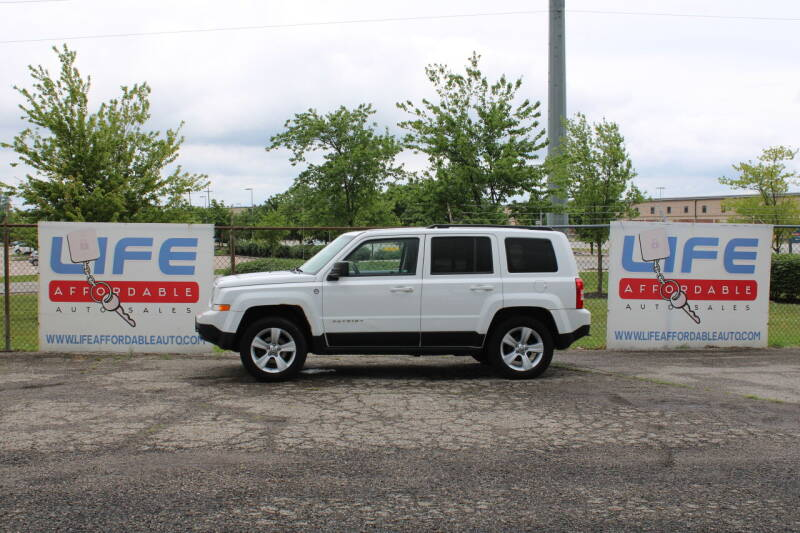 2012 Jeep Patriot for sale at LIFE AFFORDABLE AUTO SALES in Columbus OH
