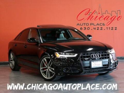 2017 Audi A6 for sale at Chicago Auto Place in Bensenville IL