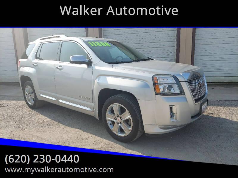 2013 GMC Terrain for sale at Walker Automotive in Frontenac KS