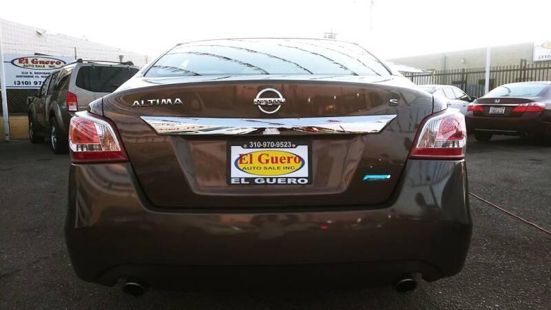2013 Nissan Altima 2.5 S 4dr Sedan - Hawthorne CA