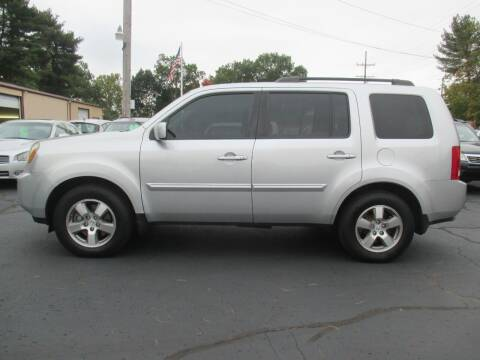 2010 Honda Pilot for sale at Home Street Auto Sales in Mishawaka IN