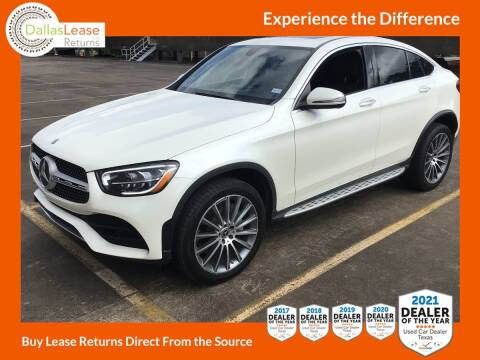 2020 Mercedes-Benz GLC for sale at Dallas Auto Finance in Dallas TX