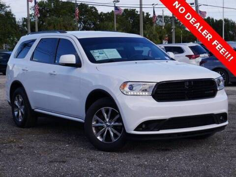 2016 Dodge Durango for sale at JumboAutoGroup.com in Hollywood FL