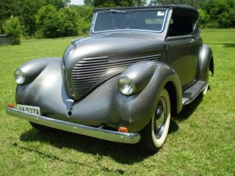 1937 Willys Convertible for sale at Haggle Me Classics in Hobart IN