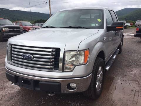 2012 Ford F-150 for sale at Troys Auto Sales in Dornsife PA