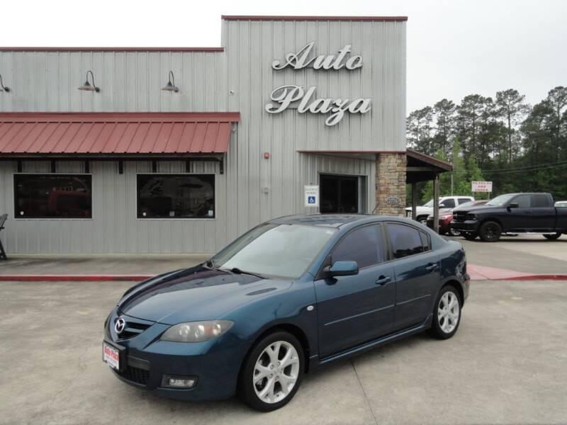 2008 Mazda MAZDA3 for sale at Grantz Auto Plaza LLC in Lumberton TX