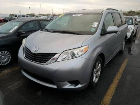2012 Toyota Sienna for sale at Fast Lane Direct in Lufkin TX