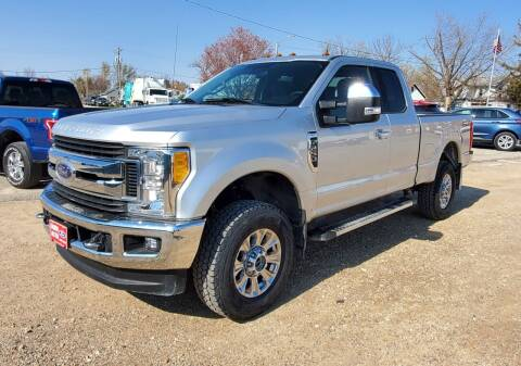 2017 Ford F-250 Super Duty for sale at Union Auto in Union IA