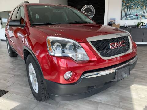 2012 GMC Acadia for sale at Evolution Autos in Whiteland IN