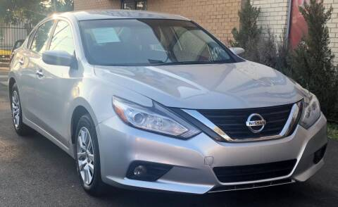 2017 Nissan Altima for sale at Auto Imports in Houston TX