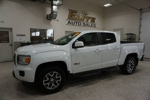 2018 GMC Canyon for sale at Elite Auto Sales in Ammon ID
