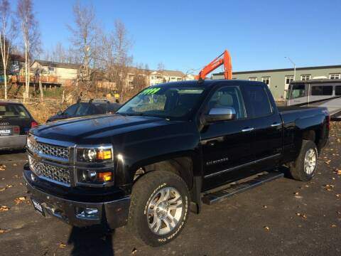 2014 Chevrolet Silverado 1500 for sale at Delta Car Connection LLC in Anchorage AK