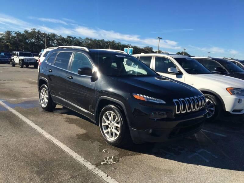 2016 Jeep Cherokee for sale at Nelivan Auto in Orlando FL
