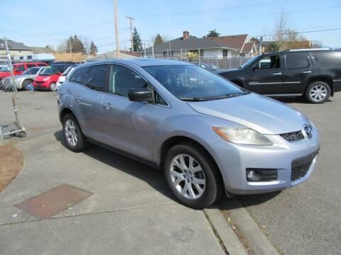 2007 Mazda CX-7 for sale at Car Link Auto Sales LLC in Marysville WA