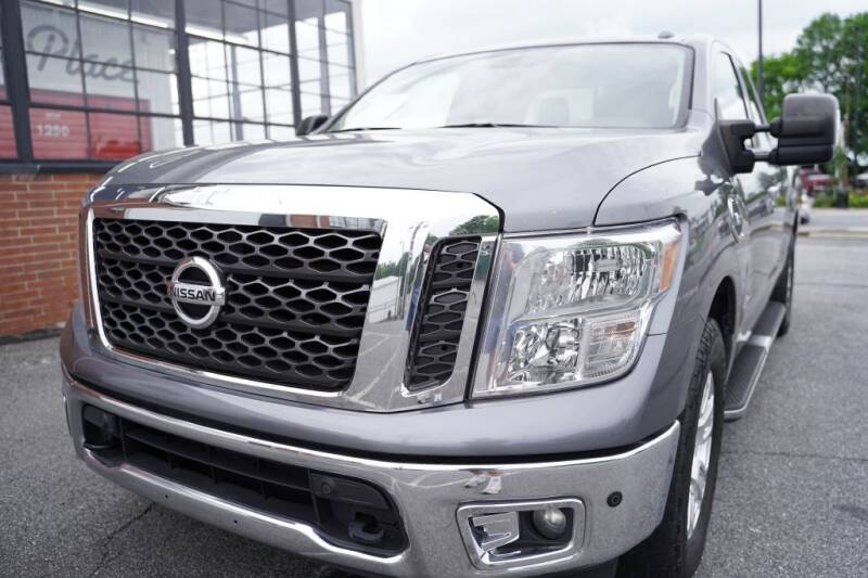 2017 Nissan Titan for sale at Atlanta's Best Auto Brokers in Marietta GA