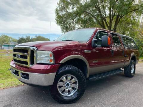2006 Ford F-250 Super Duty for sale at Powerhouse Automotive in Tampa FL