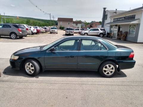 2000 Honda Accord for sale at ROUTE 119 AUTO SALES & SVC in Homer City PA