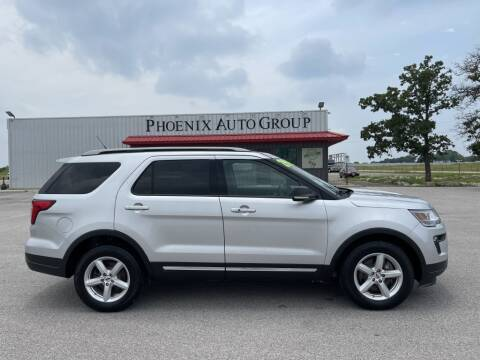 2019 Ford Explorer for sale at PHOENIX AUTO GROUP in Belton TX