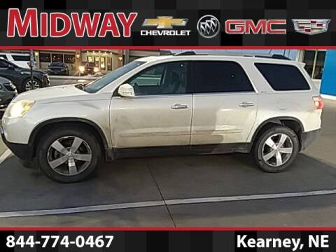 2012 GMC Acadia for sale at Heath Phillips in Kearney NE