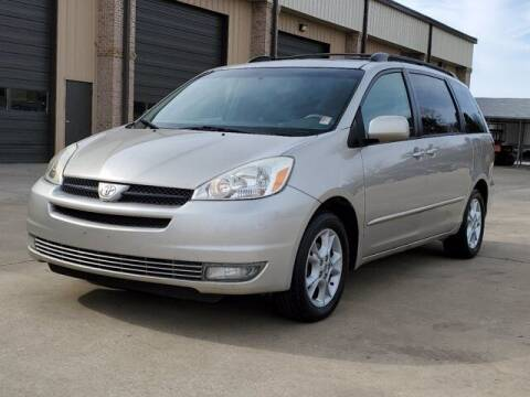 2005 Toyota Sienna for sale at Best Auto Sales LLC in Auburn AL