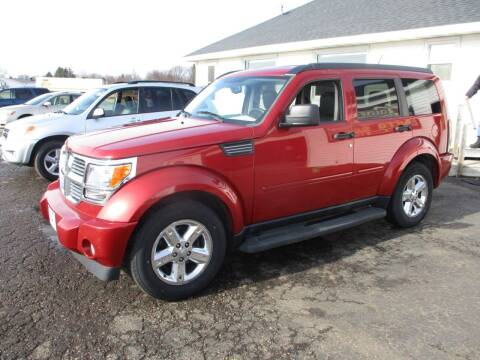 2007 Dodge Nitro for sale at KAISER AUTO SALES in Spencer WI