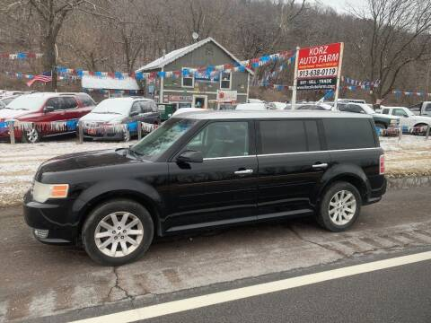 2009 Ford Flex for sale at Korz Auto Farm in Kansas City KS