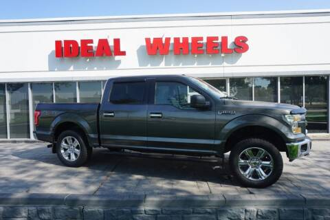 2015 Ford F-150 for sale at Ideal Wheels in Sioux City IA