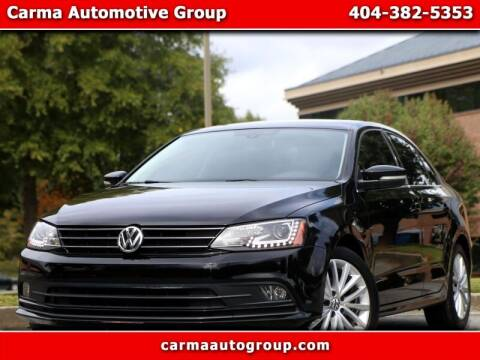 2016 Volkswagen Jetta for sale at Carma Auto Group in Duluth GA