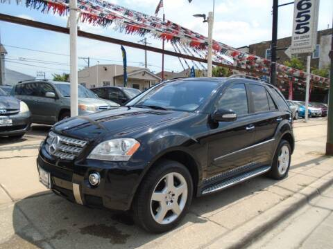 2008 Mercedes-Benz M-Class for sale at CAR CENTER INC in Chicago IL